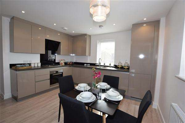 2 Bedrooms Apartment Flat for sale in Copsewood Lodge, Copsewood Road, Watford