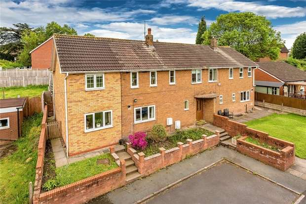 4 Bedrooms Semi Detached House for sale in 65 Gibbons Road, Trench, Telford, Shropshire