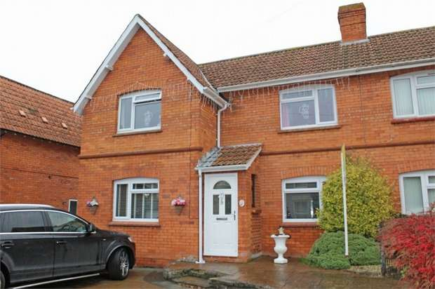 4 Bedrooms Semi Detached House for sale in Jubilee Road, Street, Somerset