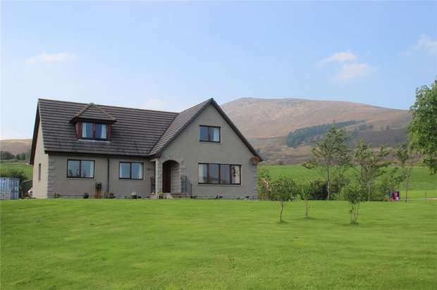 4 Bedrooms Detached House for sale in Corrieour, Glenrinnes, Moray