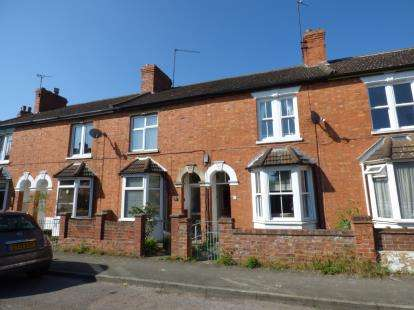 2 Bedrooms Terraced House for sale in Bury Avenue, Newport Pagnell, Milton Keynes, Buckinghamshire