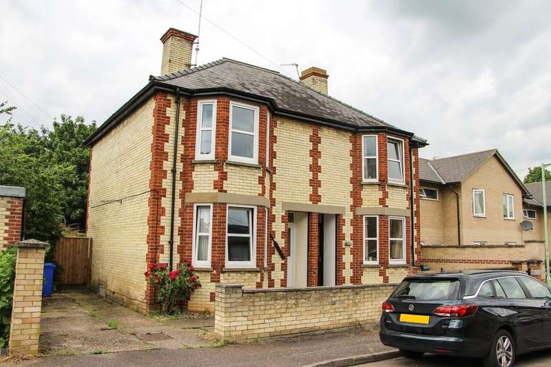 3 Bedrooms Semi Detached House for sale in Falmouth Street, Newmarket