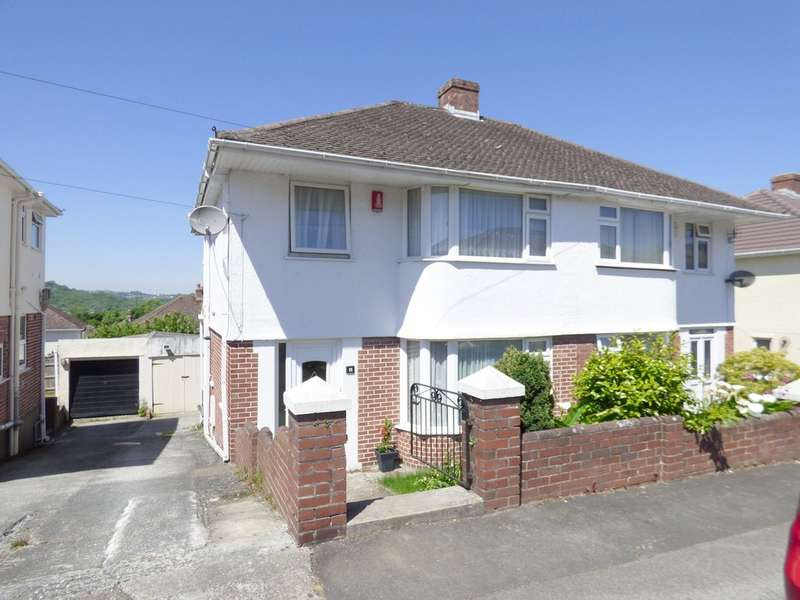 3 Bedrooms Semi Detached House for sale in Woodford, Plympton