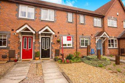 2 Bedrooms Terraced House for sale in Lady Acre, Bamber Bridge, Preston, Lancashire