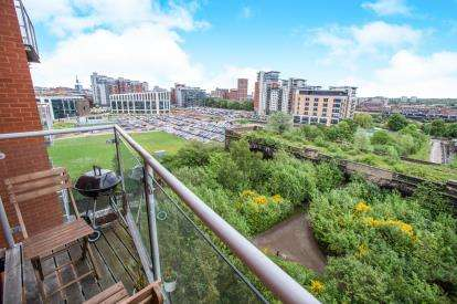 2 Bedrooms Flat for sale in Faroe, City Island, Wellington Road, Leeds