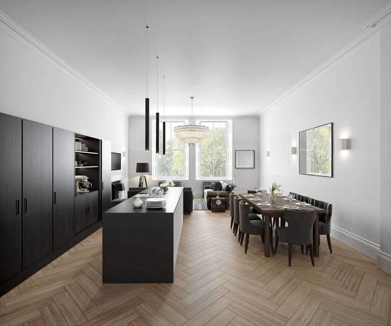 3 Bedrooms Apartment Flat for sale in Baywater Apartments, Bayswater W2