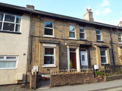 3 Bedrooms Terraced House for sale in Glyndwr Terrace, Corwen, Denbighshire, LL21