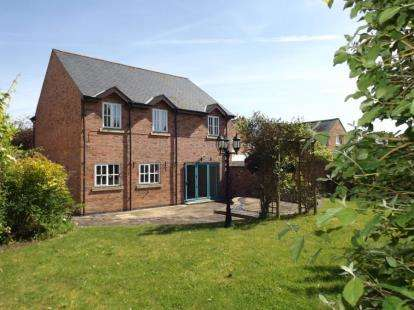 4 Bedrooms Detached House for sale in Main Street, Countesthorpe, Leicester, Leicestershire