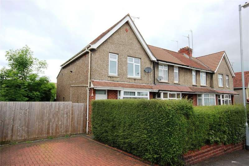 3 Bedrooms End Of Terrace House for sale in Gloucester Road, Staple Hill, Bristol, BS16