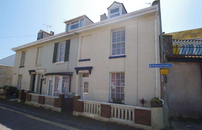 3 Bedrooms End Of Terrace House for sale in Dagmar Street, Shaldon, Teignmouth