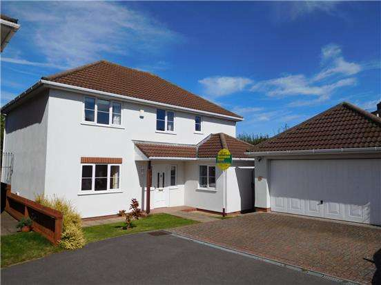 4 Bedrooms Detached House for rent in Millennium Close, Frampton Cotterell, Bristol, BS36