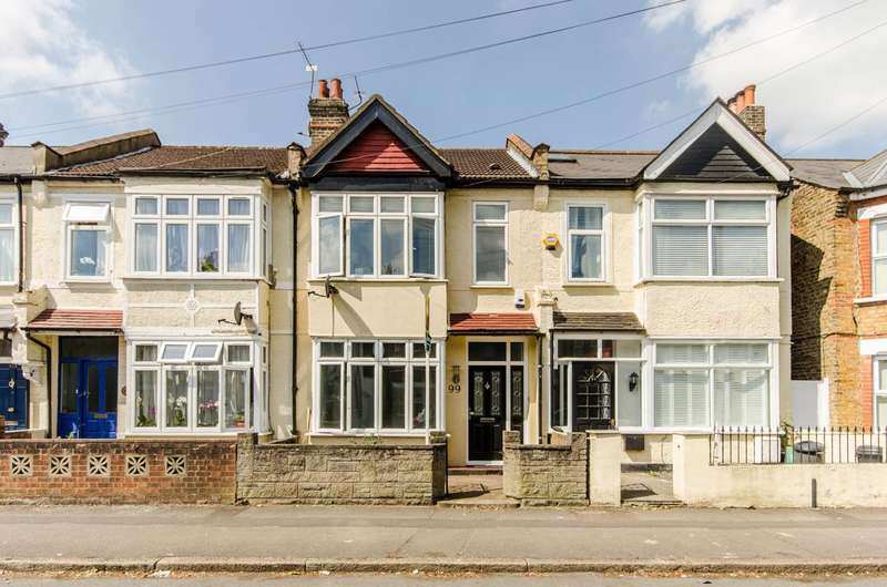 3 Bedrooms House for sale in Sydney Road, Raynes Park, SW20