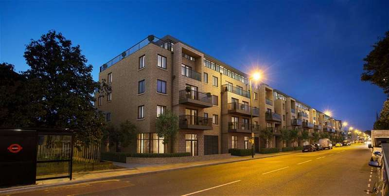 1 Bedroom Property for sale in Argo House, Maida Vale, London, NW6