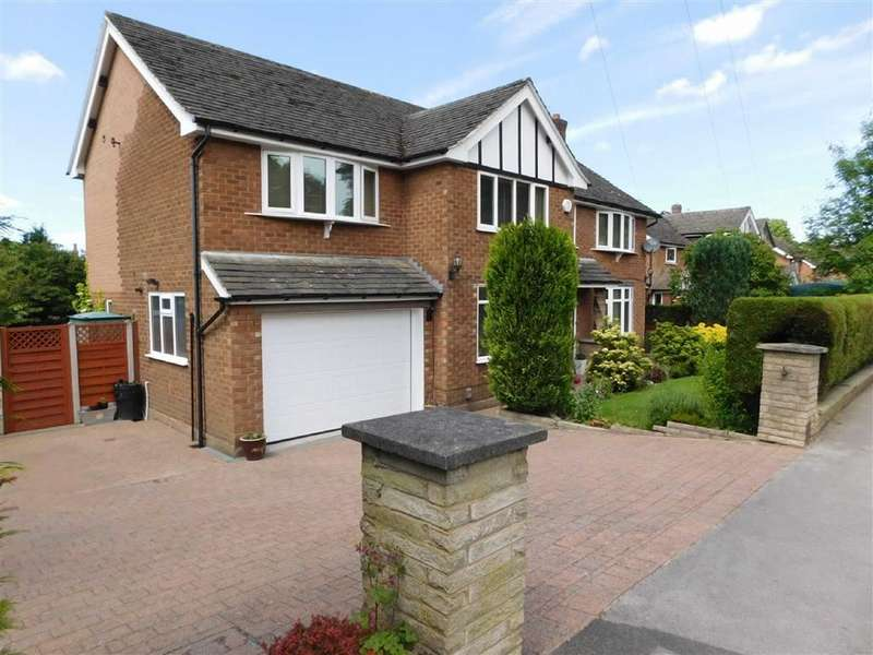5 Bedrooms Property for sale in Dale Road, Marple, Stockport