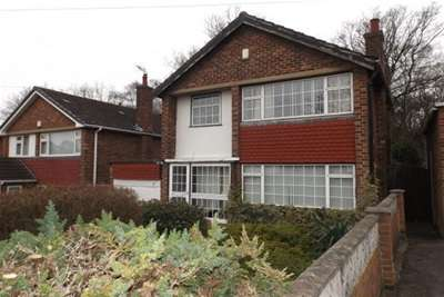 3 Bedrooms Detached House for rent in Brownlow Drive, Nottingham, NG5 5AA
