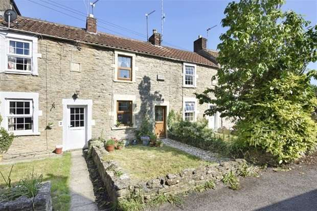 2 Bedrooms Terraced House for sale in Keyford Place, Frome