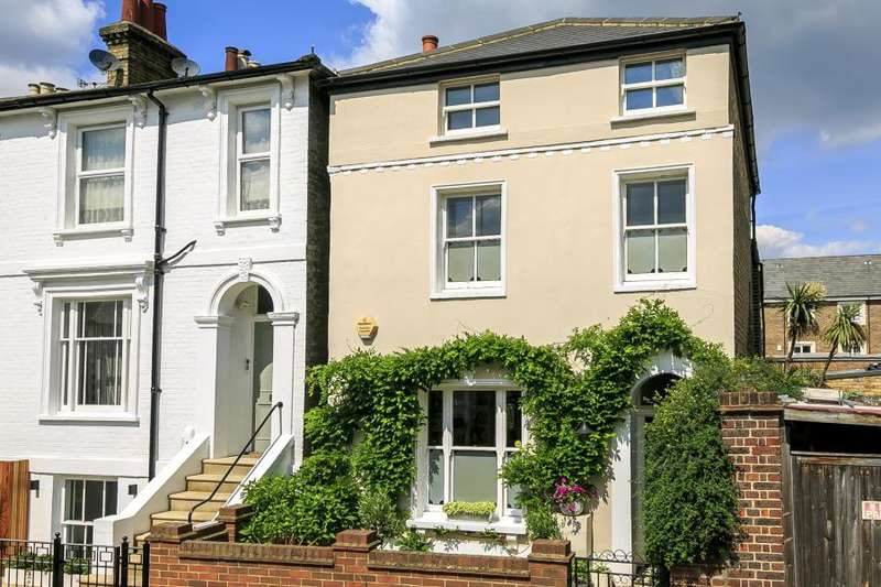 5 Bedrooms Detached House for sale in Shaftesbury Road, Richmond