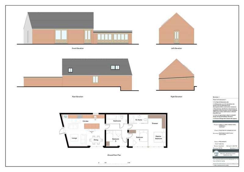 3 Bedrooms House for sale in Cathiron Lane, Easenhall, CV23