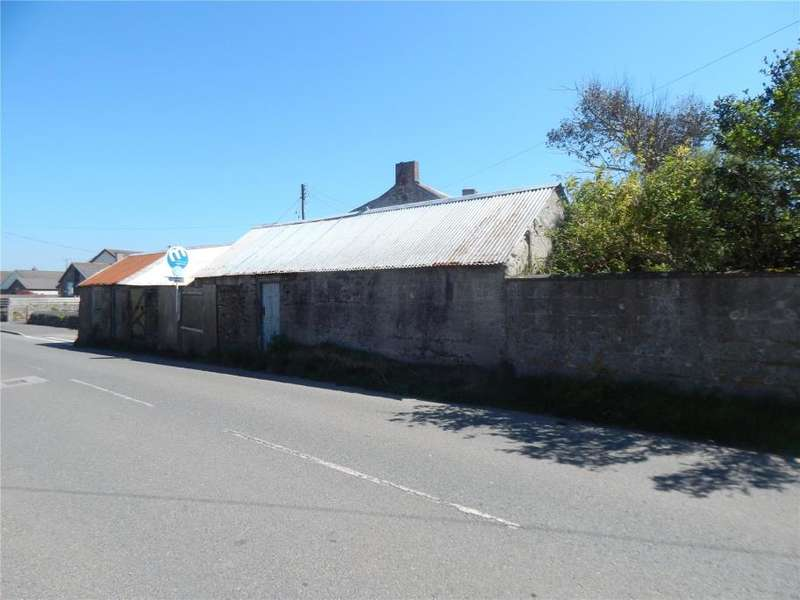 Land Commercial for sale in Carn View Terrace, Pendeen, Penzance