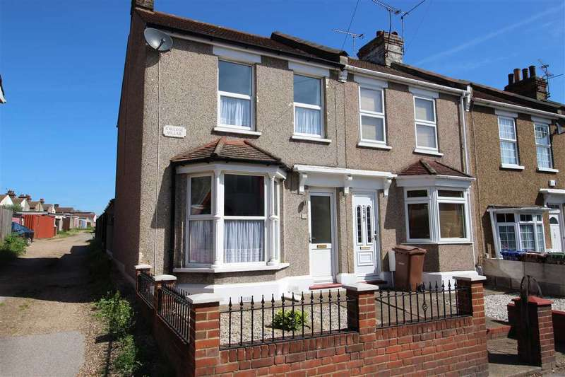2 Bedrooms End Of Terrace House for sale in Chadwell Rd, Grays