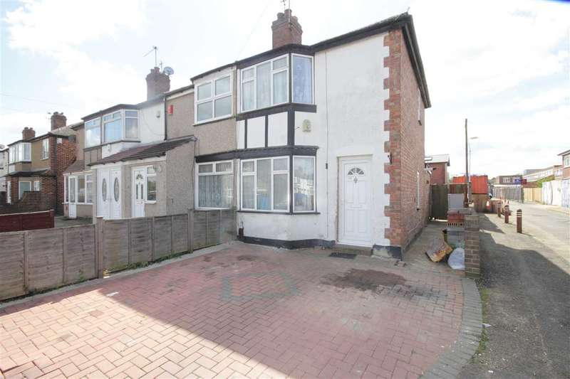 2 Bedrooms End Of Terrace House for sale in Pine Place, Hayes