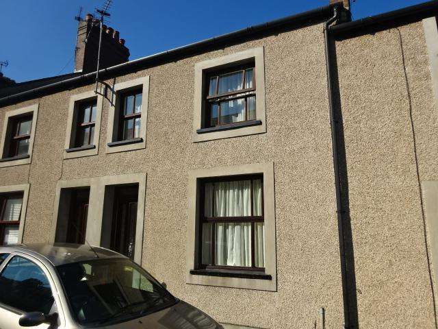 3 Bedrooms Terraced House for sale in WILLIAM STREET, BANGOR LL57