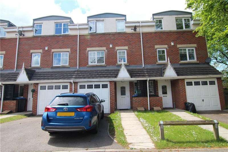 3 Bedrooms Terraced House for sale in Wesley Close, Sacriston, Durham, DH7