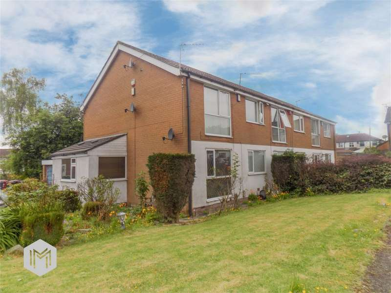 1 Bedroom Flat for sale in Alexandria Drive, Westhoughton, Bolton, Lancashire