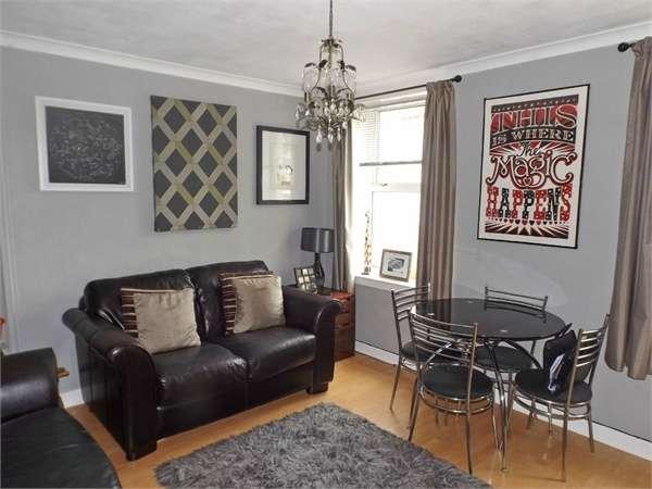 2 Bedrooms Flat for sale in Elba Street, Ayr