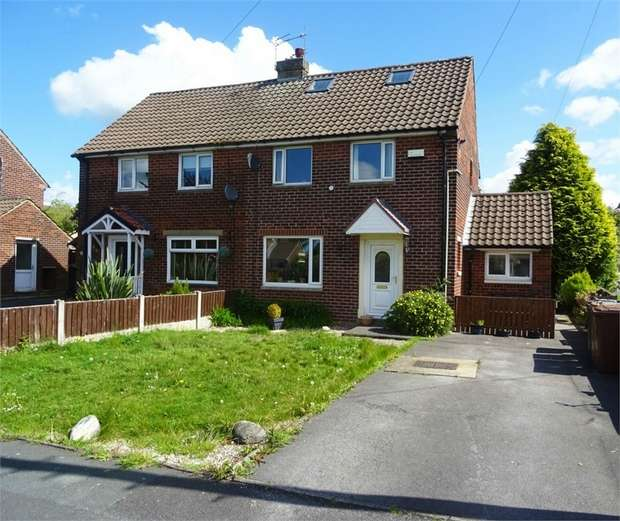 3 Bedrooms Semi Detached House for sale in Coronation Avenue, Blackburn, Lancashire