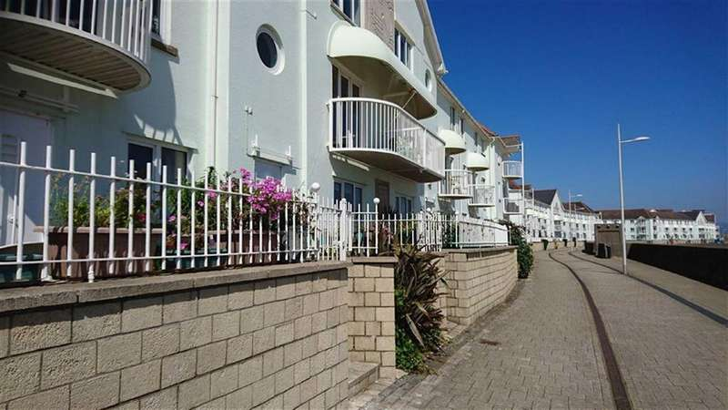 4 Bedrooms Town House for sale in Marine Walk, Swansea, Swansea