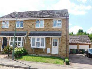 3 Bedrooms Semi Detached House for sale in Hayrick Close, Weavering, Maidstone, Kent