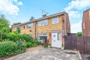3 Bedrooms Semi Detached House for sale in Eastry Close, Maidstone, Kent