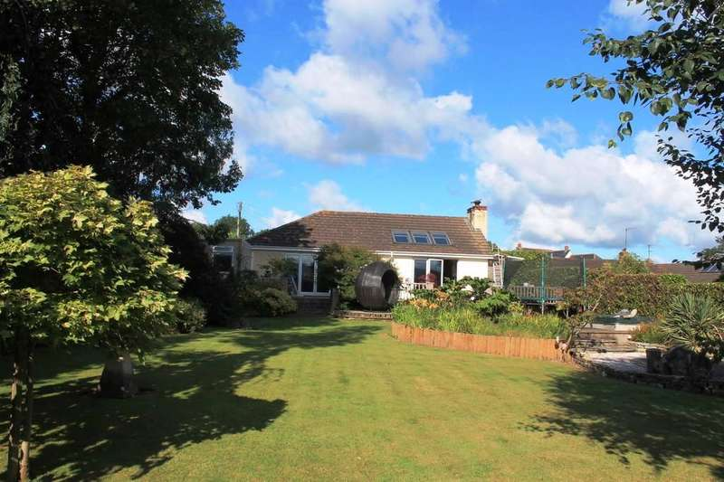 4 Bedrooms Detached Bungalow for sale in Ottery St Mary