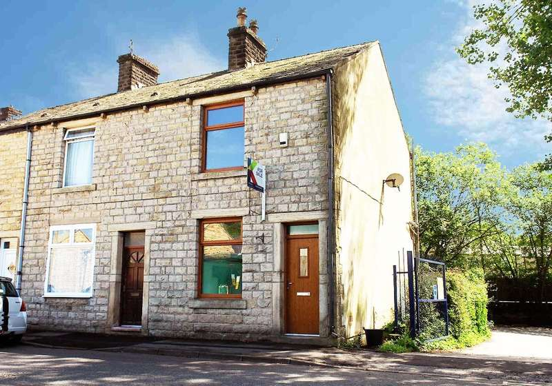 2 Bedrooms End Of Terrace House for sale in Wellington Road, Greenfield, Saddleworth