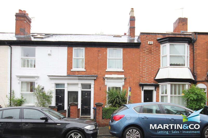 4 Bedrooms Terraced House for rent in South Street, Harborne