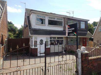 3 Bedrooms Semi Detached House for sale in Elizabeth Road, Fazakerley, Liverpool, Merseyside, L10