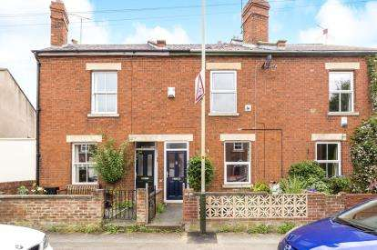 2 Bedrooms Terraced House for sale in Market Street, Cheltenham, Gloucestershire, Cheltenham
