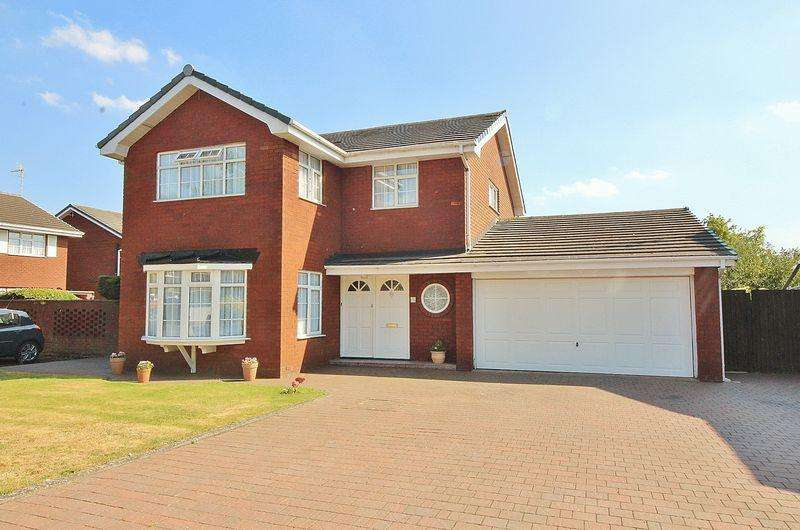 4 Bedrooms Detached House for sale in Barrington Drive, Ainsdale