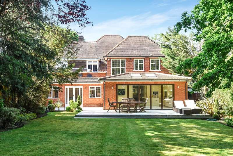 5 Bedrooms House for sale in Uxbridge Road, Stanmore, Middlesex, HA7