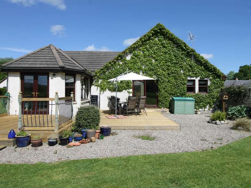 4 Bedrooms Bungalow for sale in Hideaway Highfield, Muir of Ord, IV6 7XN
