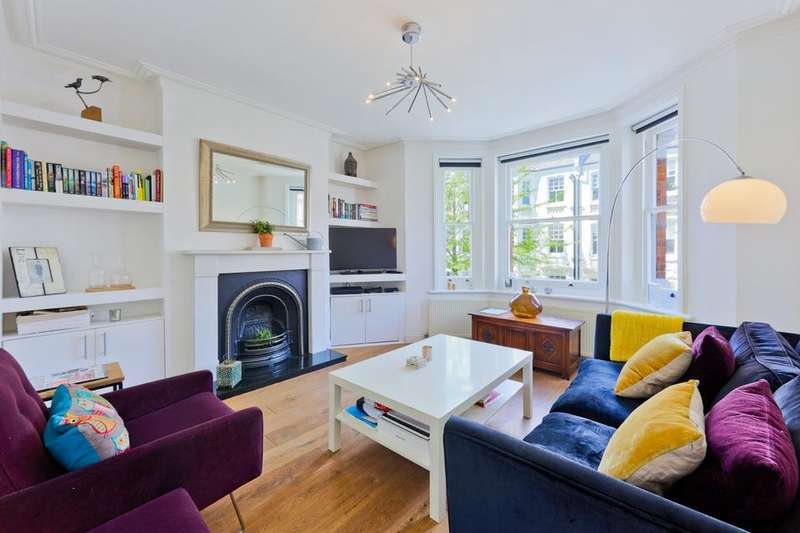 2 Bedrooms Flat for sale in Hackford Road, London SW9