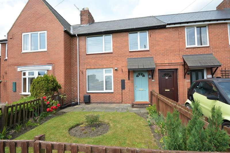 3 Bedrooms Terraced House for sale in South View, Meadowfield, Durham, DH7 8SF