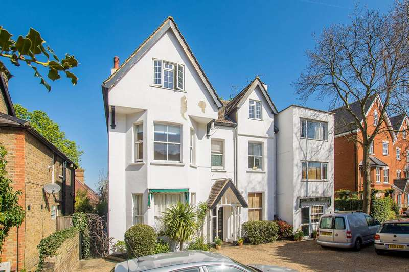 1 Bedroom Flat for sale in Sheen Road, Richmond, TW10