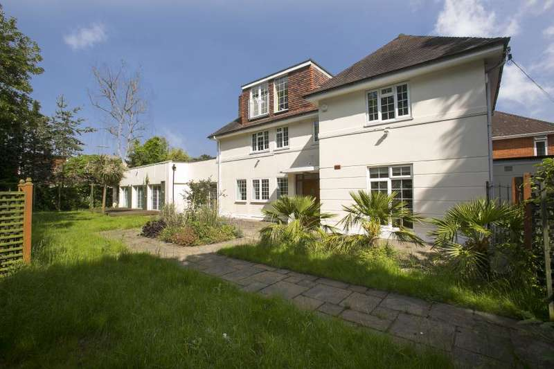 5 Bedrooms Detached House for sale in West Temple Sheen, East Sheen, SW14