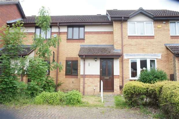 2 Bedrooms Terraced House for sale in Dynevor Close, Bromham