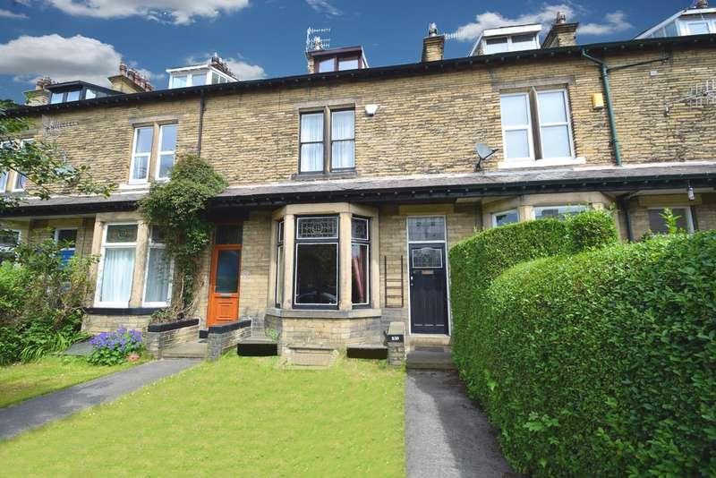 4 Bedrooms Terraced House for sale in Bingley Road , Bradford