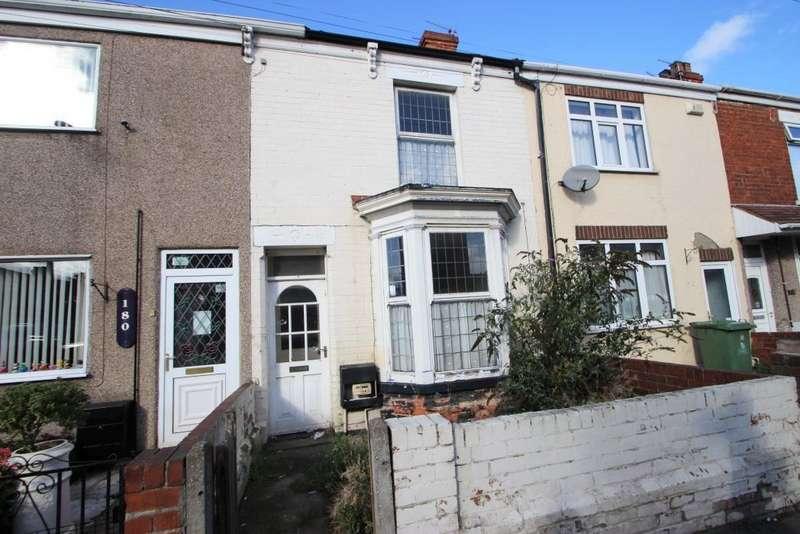 2 Bedrooms Property for sale in DAUBNEY STREET, CLEETHORPES