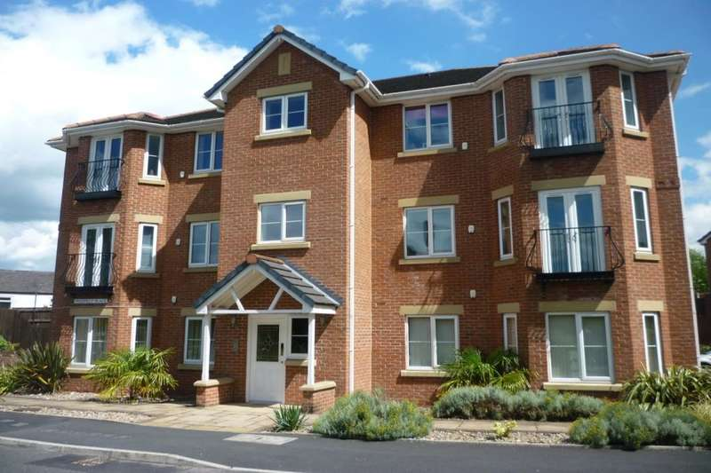 1 Bedroom Flat for sale in Prospect Place, Bury, BL9