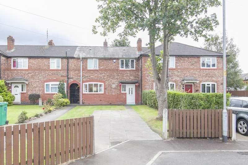 3 Bedrooms Terraced House for sale in Bromborough Avenue, Manchester, Greater Manchester, M20